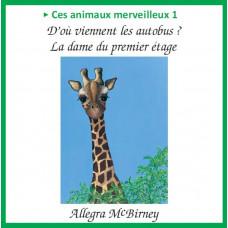 Allegra - Animaux merveilleux n°1