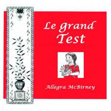 Allegra - Le grand test