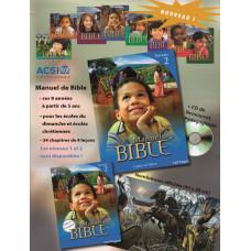 Manuels de Bible Niveau 2 - Pack Classe