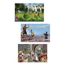 Manuels de Bible Niveau P2 - Aides visuelles