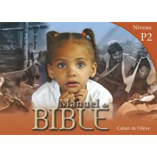 Manuels de Bible Niveau P2 - Cahier de l'élève