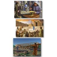 Manuels de Bible Niveau 2 - Aides visuelles