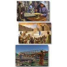 Manuels de Bible Niveau 1 - Aides visuelles