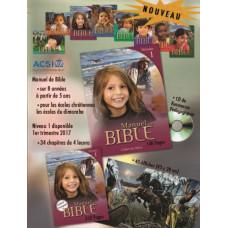 Manuels de Bible Niveau 1 - Pack Classe