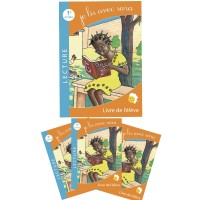 I read with Sara 1st Year - Student Text Books Pack 10