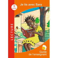 I read with Sara 1st Year - Teacher's Guide