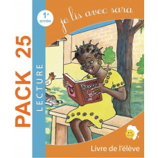 I read with Sara 1st Year - Student Text Books Pack 25