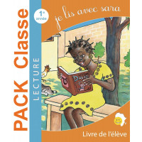 I read with Sara 1st Year - Class Pack