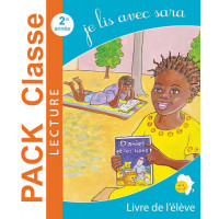 I read with Sara 2nd Year - Class Pack