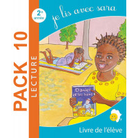I read with Sara 2nd Year - Student Text Books Pack 10
