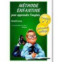 Méthode enfantine pour apprendre l'anglais