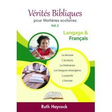 Vérités Bibliques 2 : Langage et français