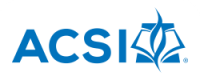 Editions ACSI-Francophonie
